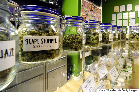 marijuana store denver