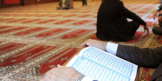 Mitglieder einer türkischen Gemeinde in Hamburg in einer Ditib-Moschee (Symbolbild)