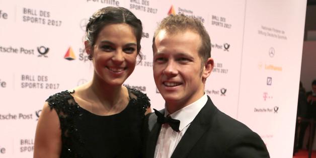 Fabian Hambüchen zeigte sich noch vor kurzem mit Marcia Ev in der Öffentlichkeit.