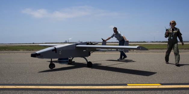 Die TigerShark-Drohne wurde jahrelang vom US-Militär eingesetzt.