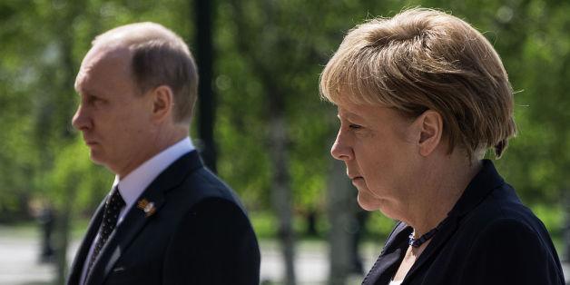12 Dinge, die Merkel Putin ins Gesicht sagen sollte - aber sich verkneifen wird