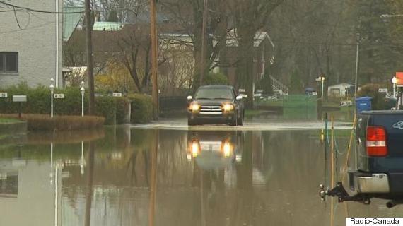 inondation outaouais