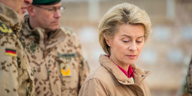 Von der Leyen sagt USA-Reise wegen Bundeswehr-Skandal ab