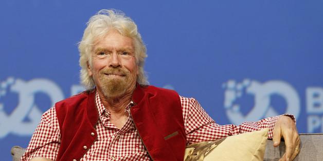 Eines der Bücher, die Richard Branson am meisten beeinflusst haben? Peter Pan.
