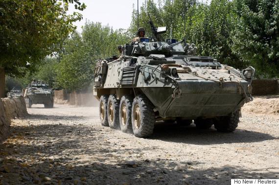 light armoured vehicle canadian