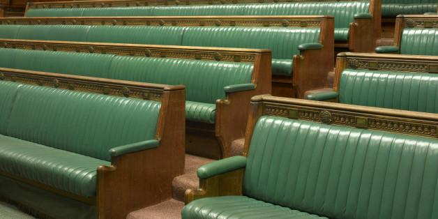 """Das """"House of Commons"""" wurde heute Mittwoch aufgelöst."""