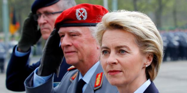 """""""Die Bundeswehr hat ein echtes Problem"""": Die Verteidigungsministerin geht zum Angriff über"""