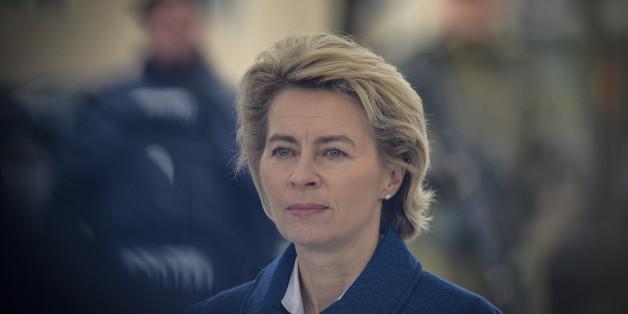 Die deutsche Presse schließt sich der Kritik an der Verteidungsministerin an