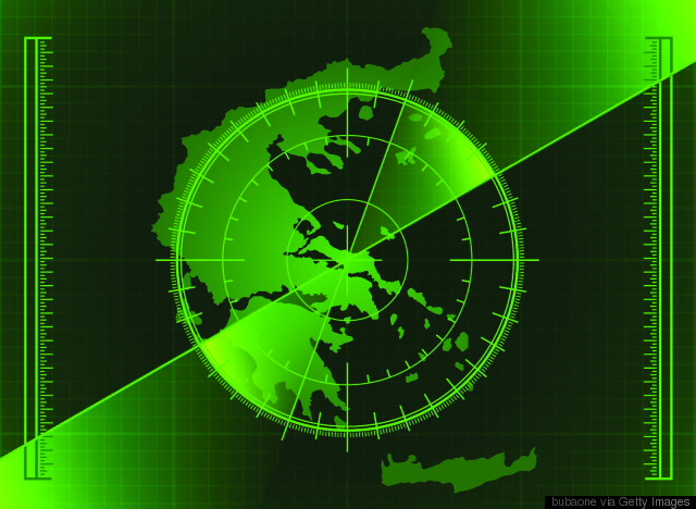 greece digital map