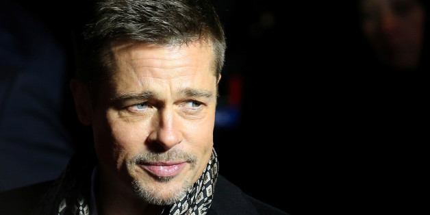 """Actor Brad Pitt arrives at the premiere of the film """"Allied"""" in Madrid, November 22, 2016. REUTERS/Juan Medina/File Photo"""