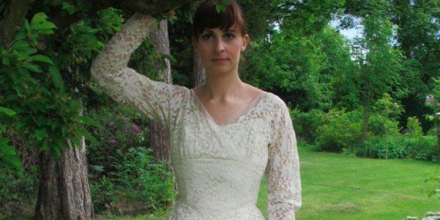 Dieses Brautkleid hat eine besondere Geschichte