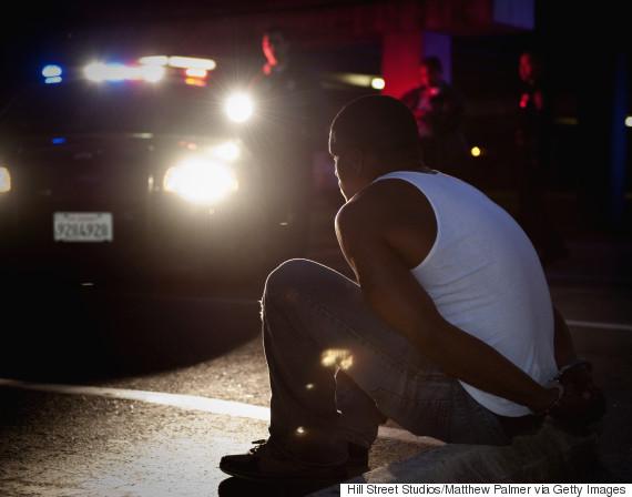 arrest african american