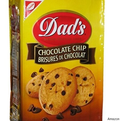 dads chocolate chip cookies