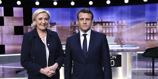 """""""Sie verkaufen den Franzosen Schlangenöl"""": Die 5 irrsinnigsten Momente des TV-Duells in Frankreich"""