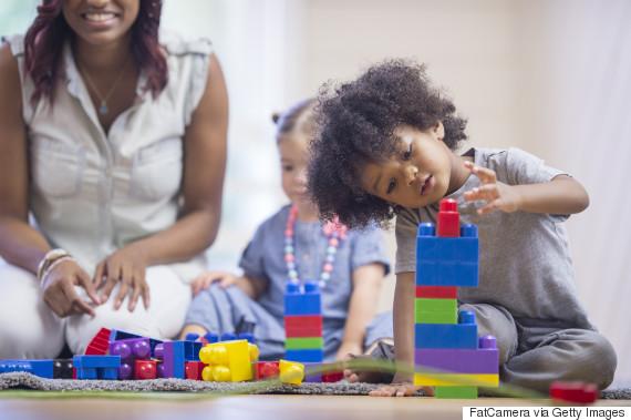 black child preschool
