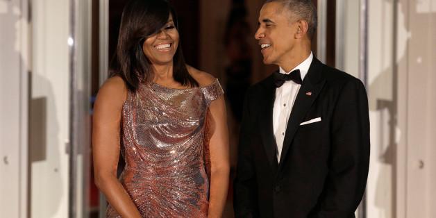 Vor Michelle liebte Barack Obama eine andere Frau