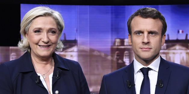 Le Pen attackiert Macron mit einer Fake-Nachricht – es zeigt, wie Russland die Wahl in Frankreich beherrscht