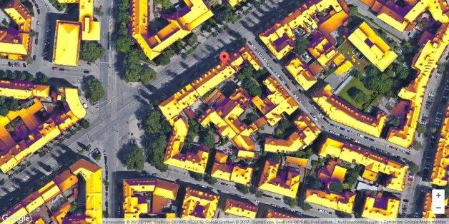 """Mit dem Projekt """"Sunroof"""" will Google mehr für erneuerbare Energien tun"""