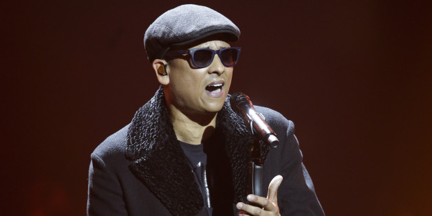 Deutschland kritisiert den Sänger Xavier Naidoo.