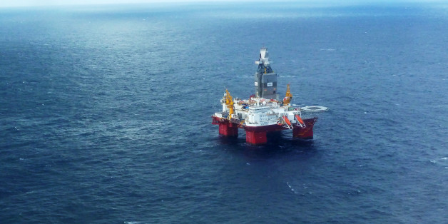 The Songa Offshore Songa Enabler rig, operated by Statoil ASA, operates in the Snohvit gas field in the Barents Sea off the coast of northern Norway, on Monday, April 24, 2017. Norway is betting the under-explored Barents could boost its oil industry, after crude production fell by half since 2000.Photographer: Mikael Holter/Bloomberg via Getty Images EDITOR'S NOTE: BEST QUALITY AVAILABLE.