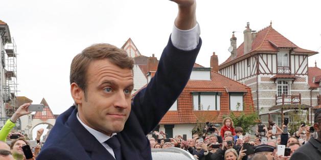 Die Präsidentschaftswahl in Frankreich im Live-Blog - In den Übersee-Gebieten liegt Macron klar vorne