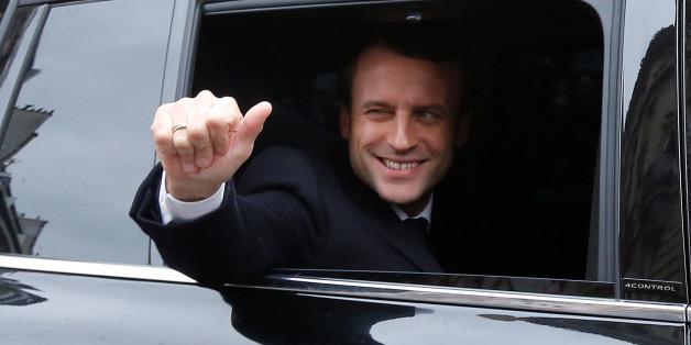 6 Dinge, die sich in Europa verändern könnten, wenn Macron die Wahl in Frankreich gewinnt
