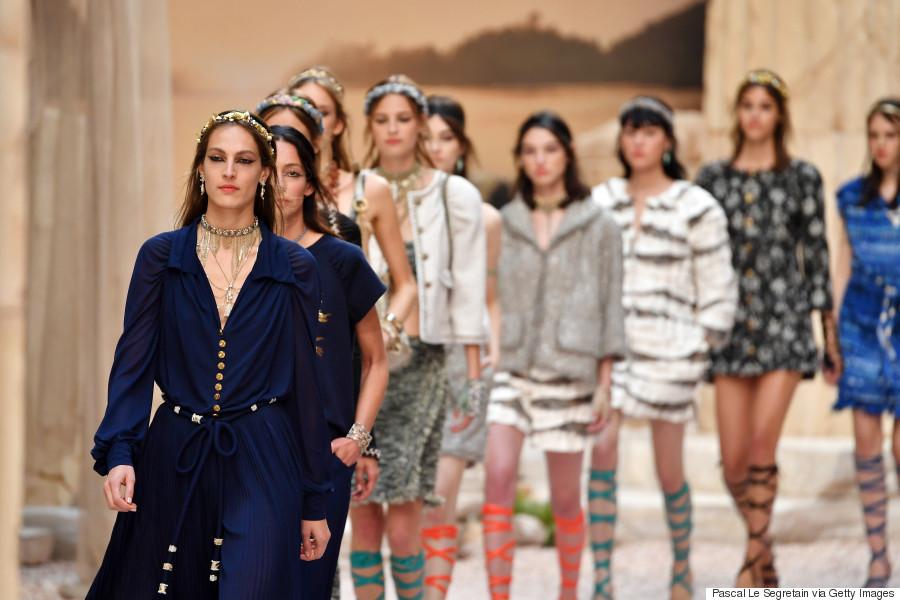 fashion runway paris