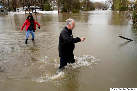 quebec flood
