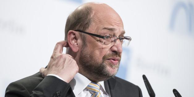 Martin Schulz hat Grund zur Sorge: Die SPD verliert Punkte in den neuesten Umfragen.
