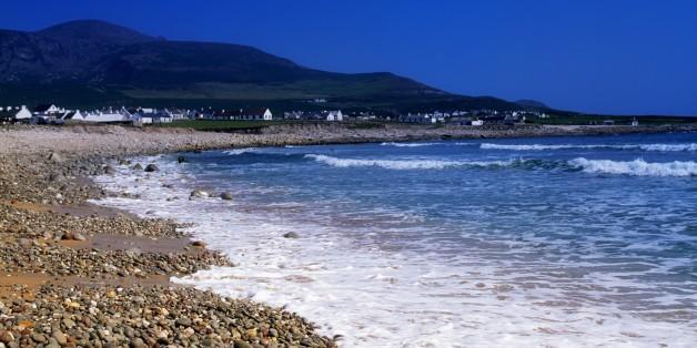 Das Meer hat Dooagh einst den Strand geraubt - und ihn nun wieder zurückgebracht.
