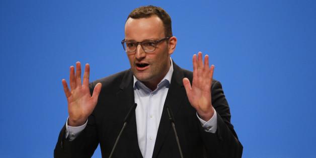 """CDU-Politiker Spahn: """"Wer Frau Kraft wählt, muss Masochist sein"""""""