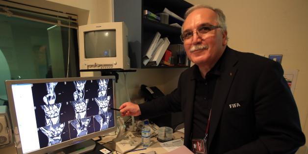 Dr. Yacine Zerguini - Photo d'archive