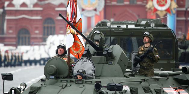 Der Kreml hat 1,67 Millionen Dollar investiert, damit es heute nicht regnet