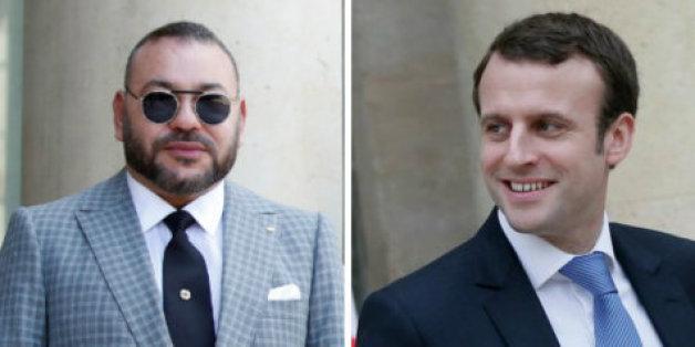 Mohammed VI et Emmanuel Macron se sont entretenus au téléphone.