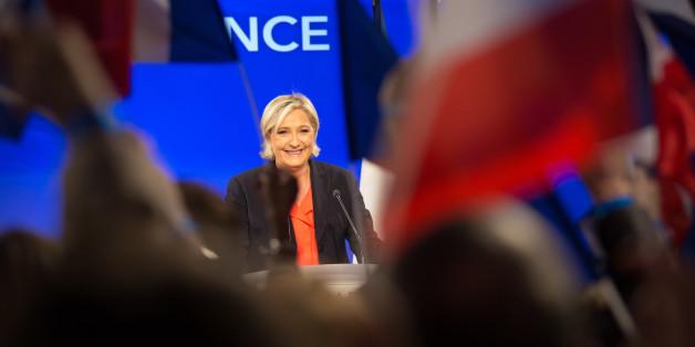 Marine Le Pen will Macron doch noch schlagen – doch zuerst muss sie ihre eigene Partei zusammenhalten