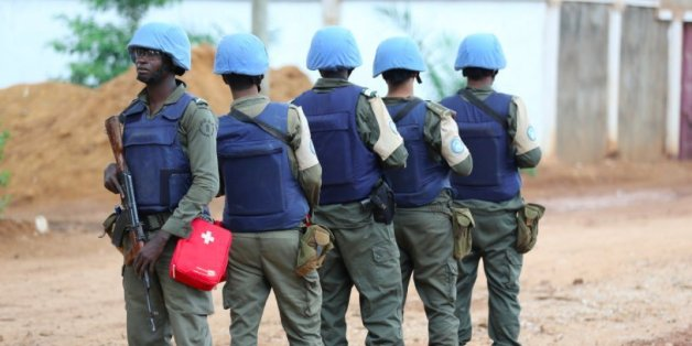 Trois des quatre casques bleus portés disparus ont été retrouvés morts.