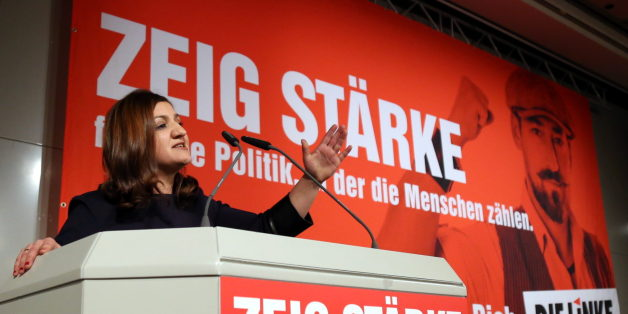 """Linke-NRW-Spitzenkandidatin Demirel: """"Die Lage des Bundeslandes ist bedauerlich"""""""