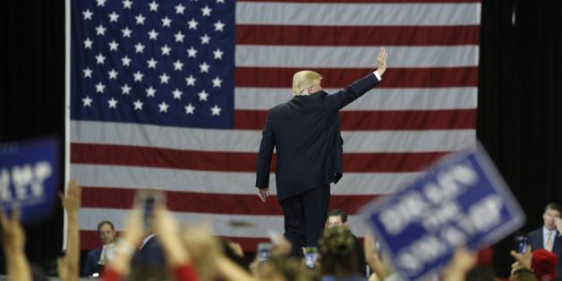 Wie Trump die USA in eine Verfassungskrise stürzt