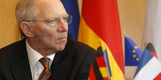Bundesfinanzminister Wolfgang Schäuble (CDU) muss sich harte Kritik aus der SPD anhören