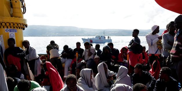 Boom du nombre de migrants marocains arrivés en Italie par la mer