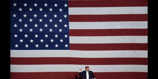 Trumps Inferno: Wie der US-Präsident das politische System der USA zerrüttet