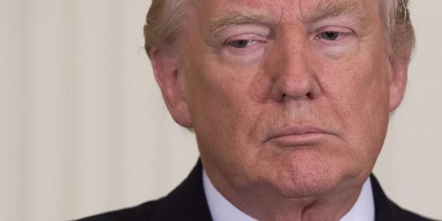 US-Präsident Donald Trump versetzt die USA gerade in Aufregung.