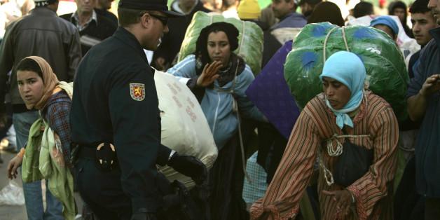 """Les """"femmes mulets"""", victimes de """"harcèlement"""" selon une association espagnole"""