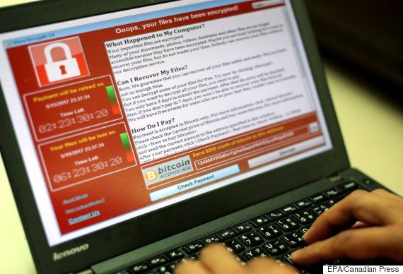 ransomware cyberattack hack