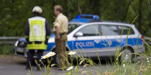 Polizei wird zu einem schweren Unfall gerufen – dann erkennen die Beamten, wer am Steuer sitzt
