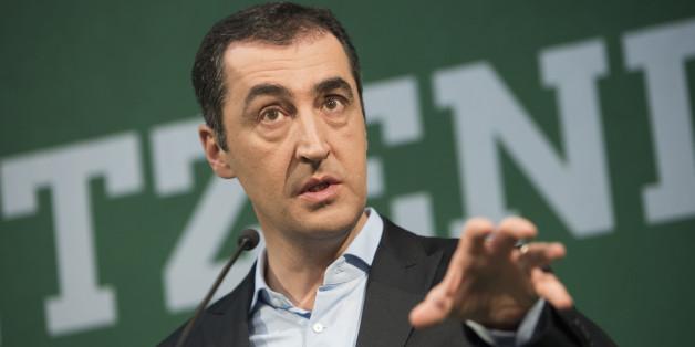 Cem Özdemir redete sich nach der NRW-Wahl um Kopf und Kragen