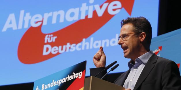 Marcus Pretzell (AfD) fordert ein Dankesschreiben von der CDU.