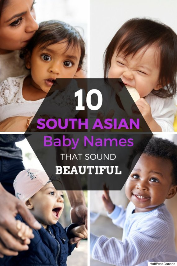 10 South Asian Baby Names That Sound Beautiful Huffpost Canada