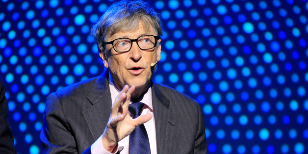 Bill Gates, co-founder of the Bill & Melinda Gates Foundation, speaks during the Neglected Tropical Diseases Summit in Geneva, Switzerland, April 18, 2017. REUTERS/Pierre Albouy