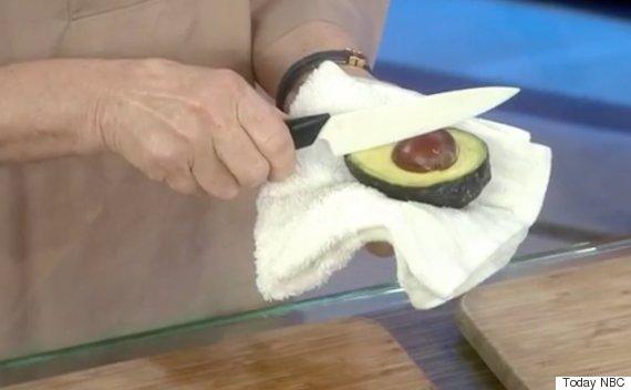martha stewart avocado